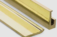 Brass Profiles and Sections